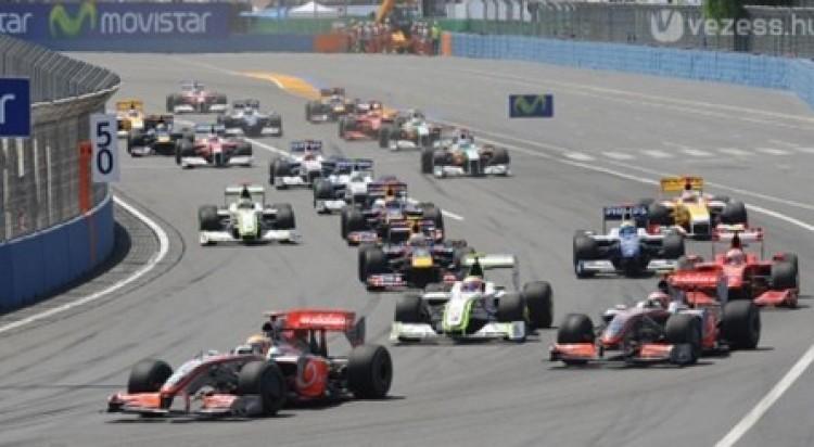 F1: fordított rajtrács 2010-ben?
