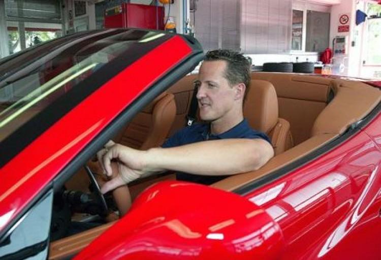 Drága Schumacher