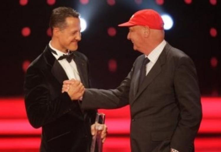 Lauda nem fogadna Schumacherre