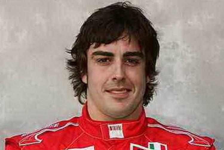 Alonso elsőként teszteli az új Ferrarit