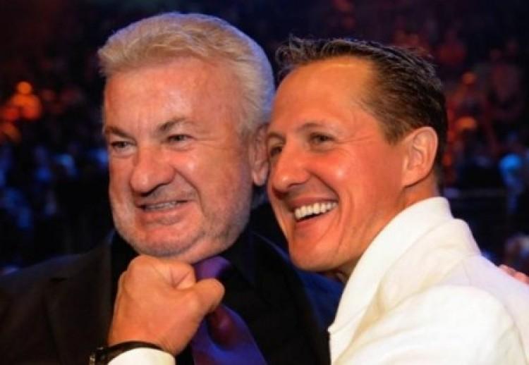 """""""Schumacher 50 éves koráig is versenyezhet!"""""""