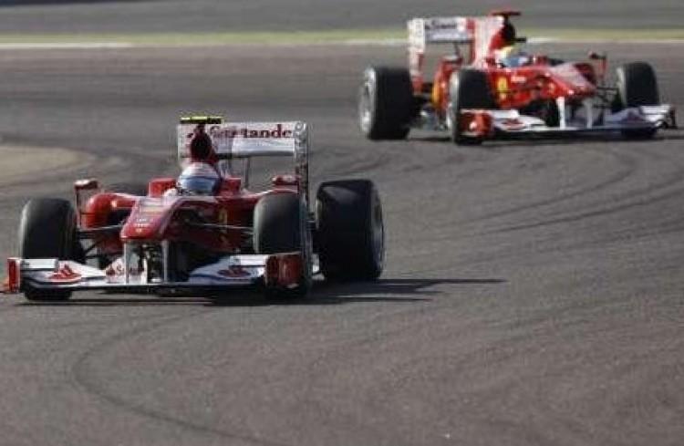 A Ferrari mindent vitt