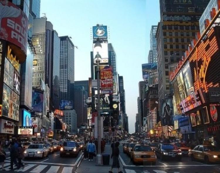 New Yorkba vinnék a Forma 1-et