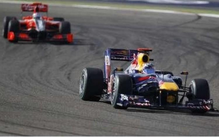 Német nyert, de nem Schumacher