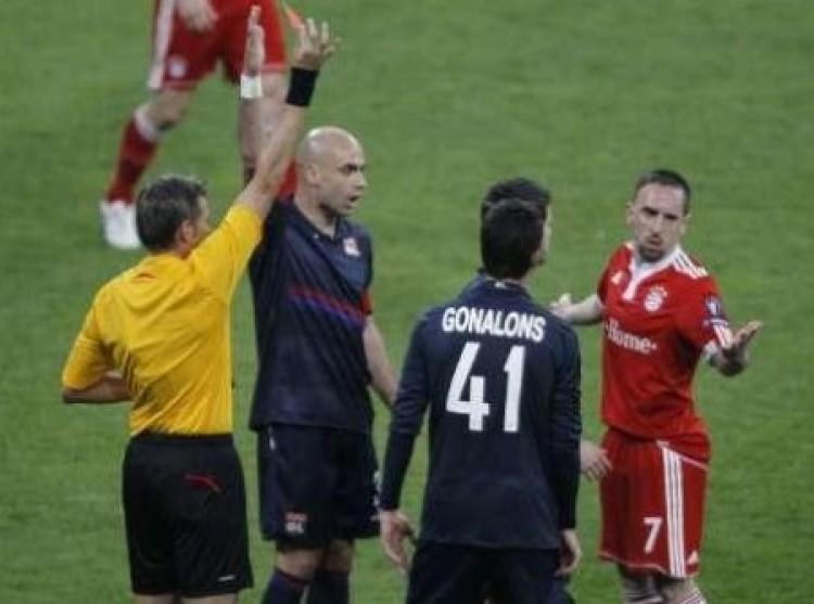 Bayern München: Ribéry a BL-döntőben sem játszhat