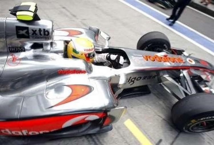 A McLarenek mentek a legjobban az első napon