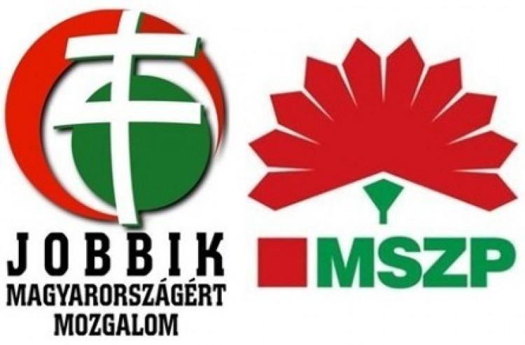 A Jobbiknak nem tett jót a botránykrónika
