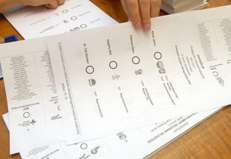 Megkezdődtek a magyarországi választások