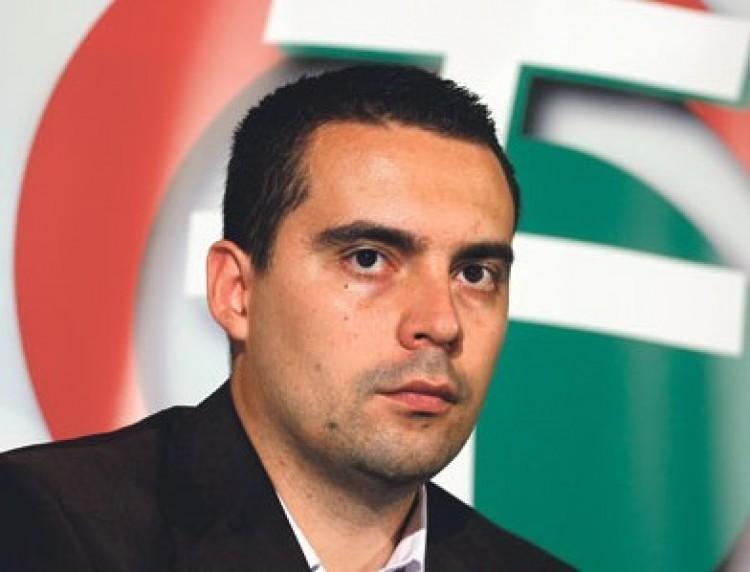 Vona Gábor: a Jobbik nem antiszemita, hanem magyarságféltő