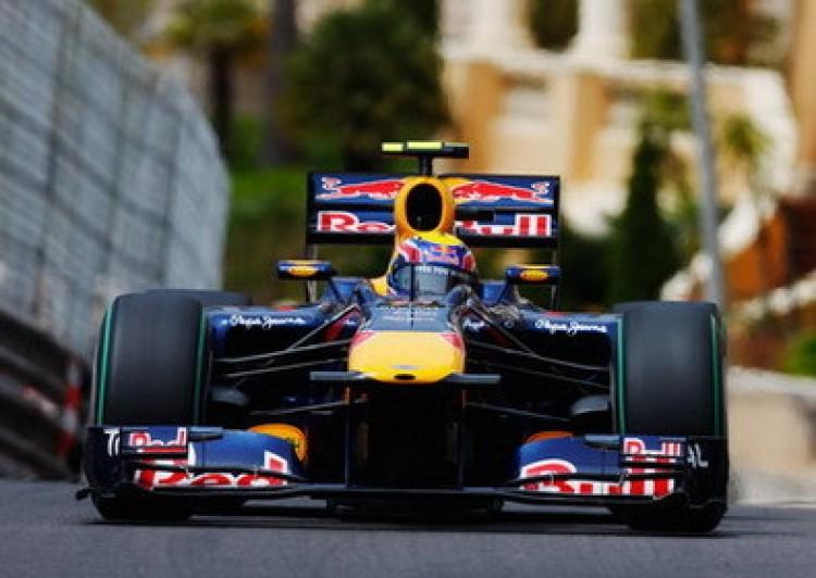 Webber magabiztosan nyert Monacóban