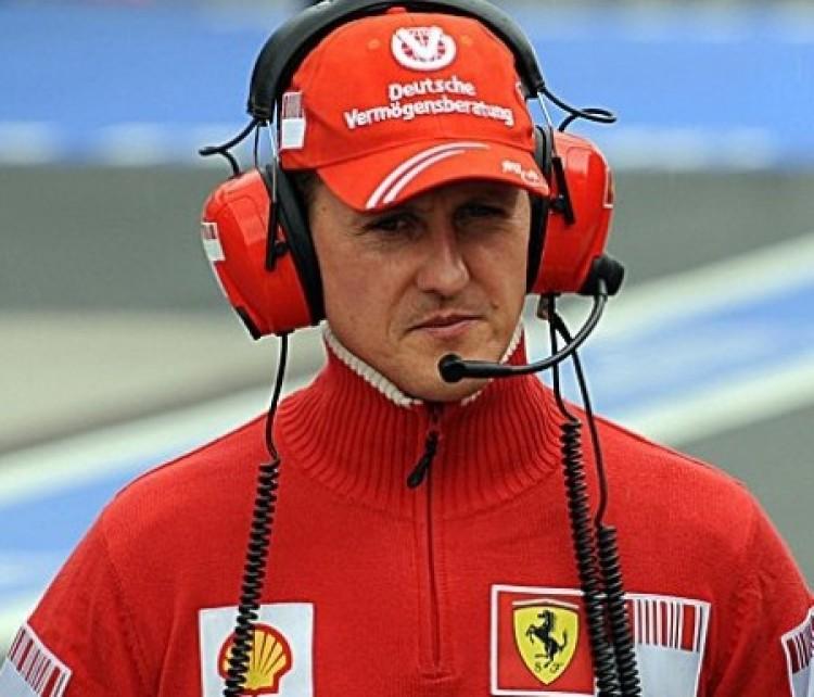 Schumacher: A Ferrari, az más!