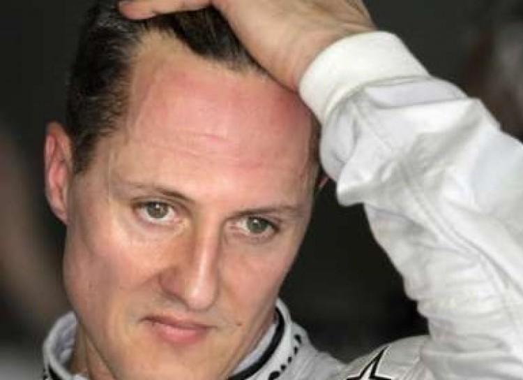 Schumacher fellebbez a büntetés ellen