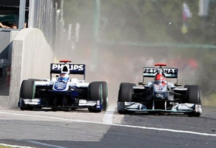 """Schumacher """"megőrült"""""""