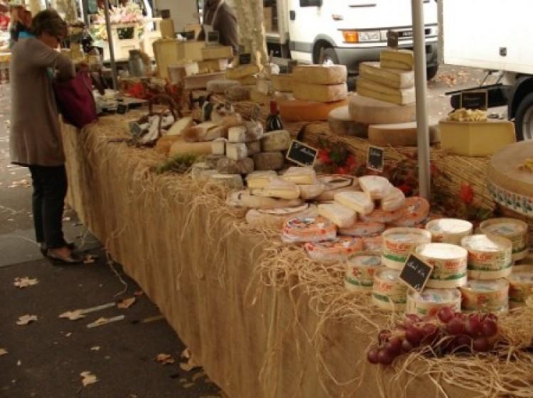 Potimaron-krémleves, avagy francia piacon jártunk