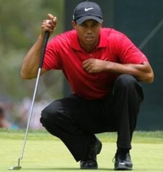Tiger Woodsnál fogytán a lyukérzék?