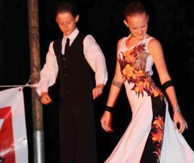 Nagyot táncoltak Moszkvában a debreceniek