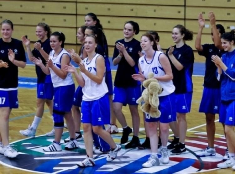 Megszerezték harmadik győzelmüket a junior lányok az NB I. B-ben