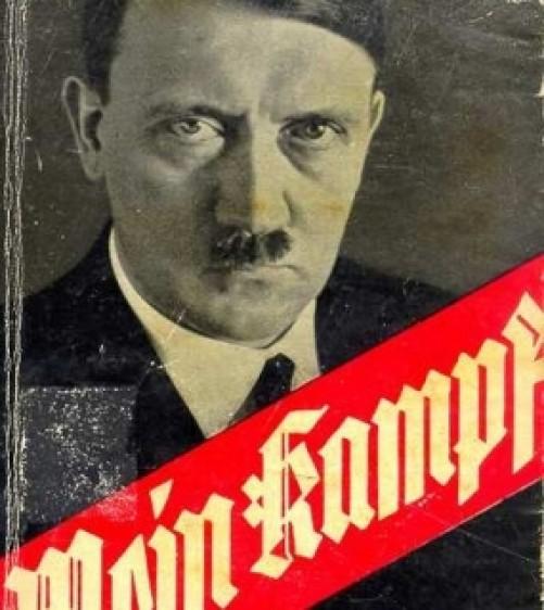 A Mein Kampf feladja a leckét: mi legyen vele 2016-tól?