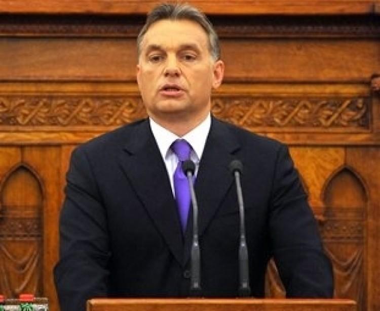 Orbán Viktor választása