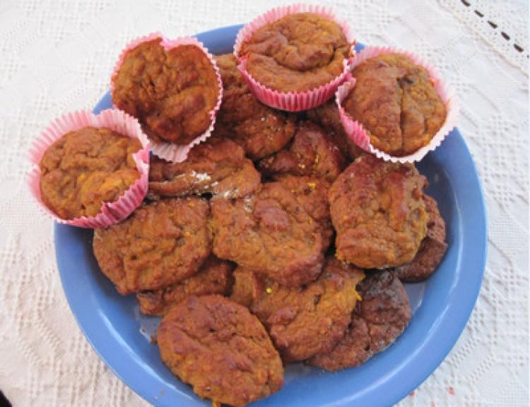Receptmustra a Cívishírrel: sütőtökös süti