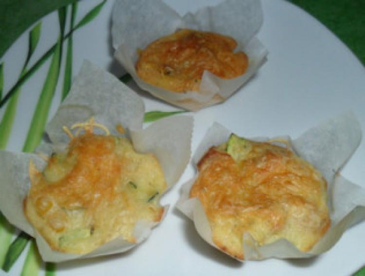 Receptmustra a Cívishírrel: királyi húsos muffin