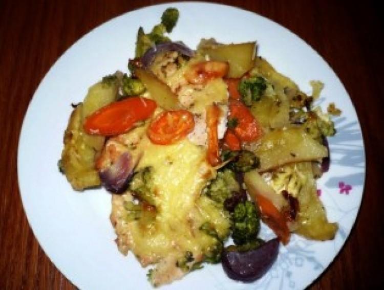 Receptmustra a Cívishírrel: brokkolis-sajtos csirkemell