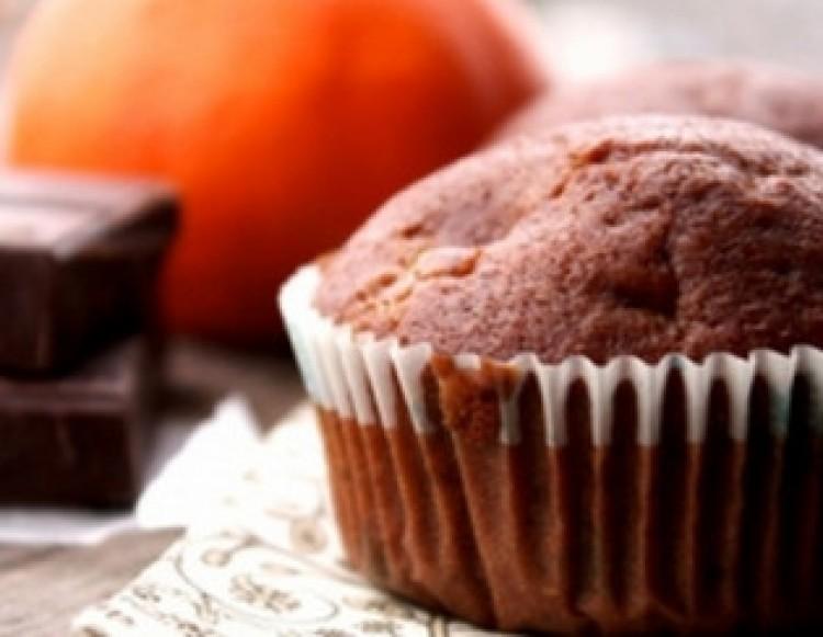 Receptmustra a Cívishírrel: csokis-narancsos muffin