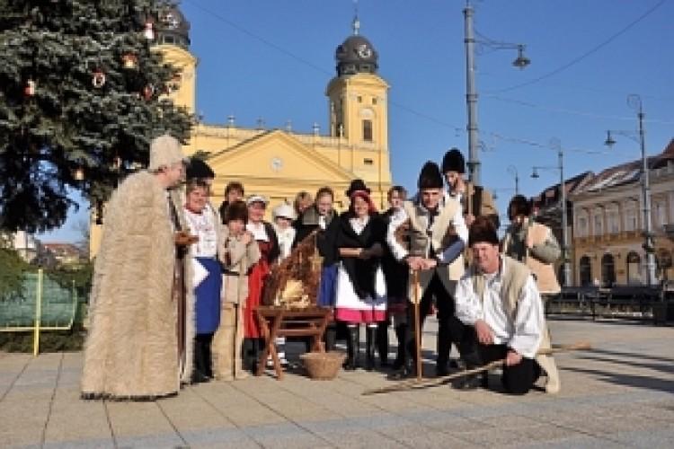 Debrecenben pár napig együtt lesz Magyarország