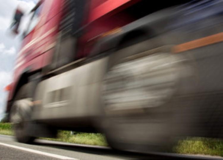 Beszorult: magyar kamionoson röhög Európa