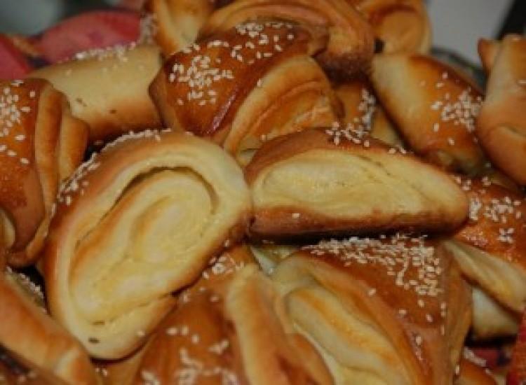 """Receptmustra a Cívishírrel: sajtos-magvas """"tortaszeletek"""""""