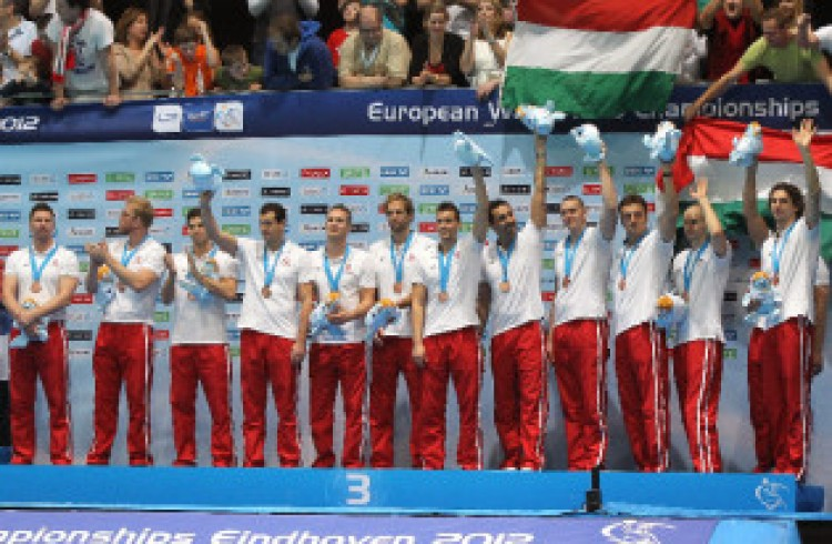 Világbajnokot verve bronzérmes a magyar csapat