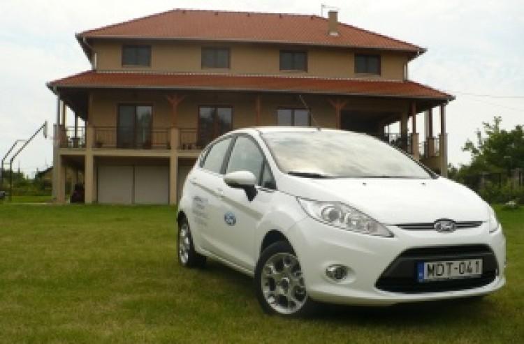 Ford Fiesta teszt: kis autó nagy erényekkel