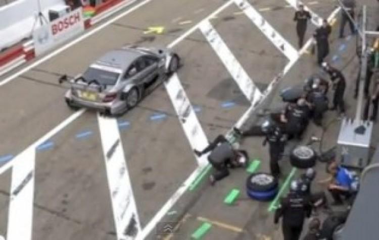 Schumacher durva balesete + Videó!