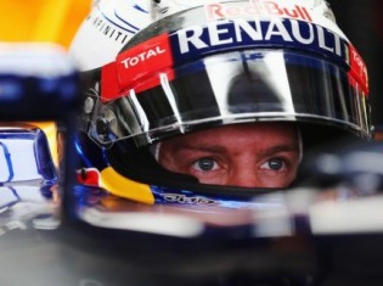 Vettel már vezeti a világbajnokságot!