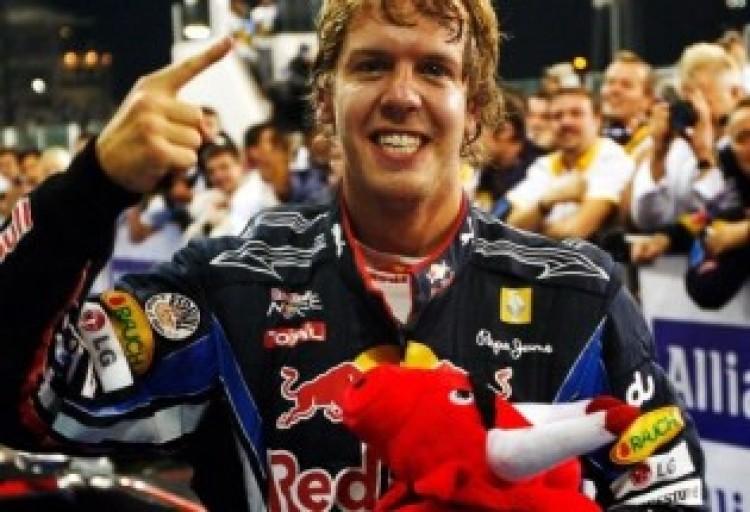 Vettel egyszerűen elképesztő!