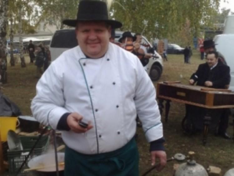 Minden héten Zacsik Tiborral főzünk!