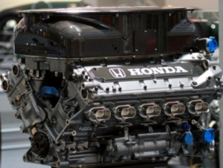 Visszatér a Honda a Forma-1-be!