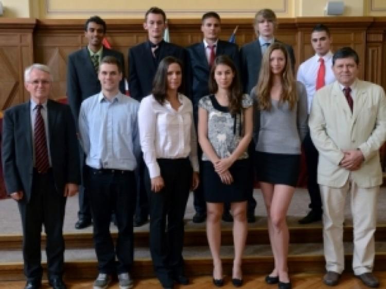 Kiválóságok, akik egyszerre szereznek dicsőséget Debrecennek és az egyetemének