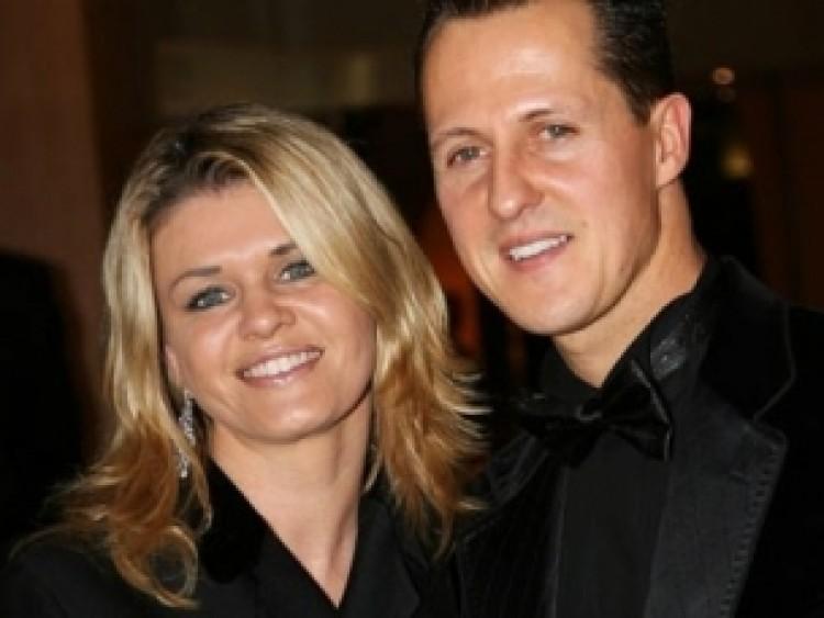 Schumachernek az asszony mondja meg a tutit