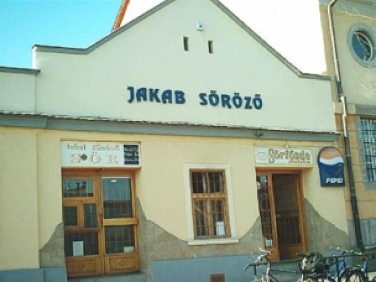 Debreceni kocsma határozó: Jakab söröző
