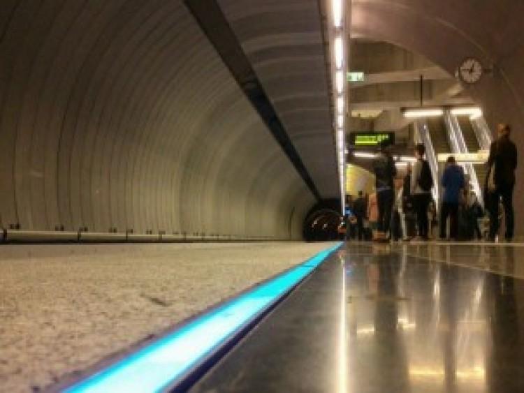 Kipróbáltuk a 4-es metrót!