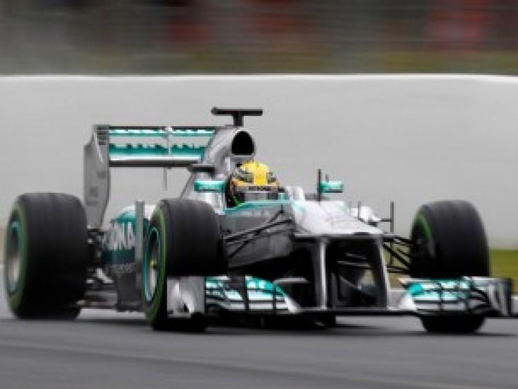 A Mercedesnek nincs ellenfele
