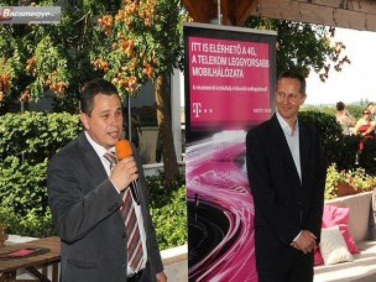A Magyar Telekom megnyitotta új üzletét