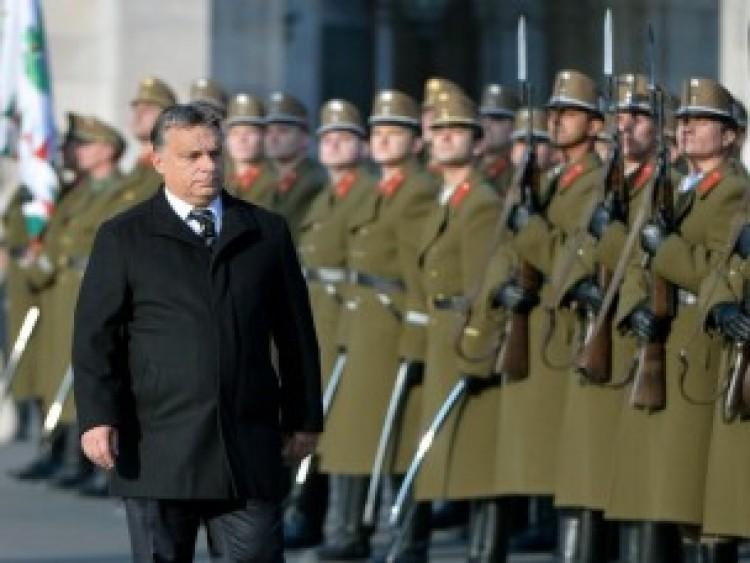 Orbán ereje
