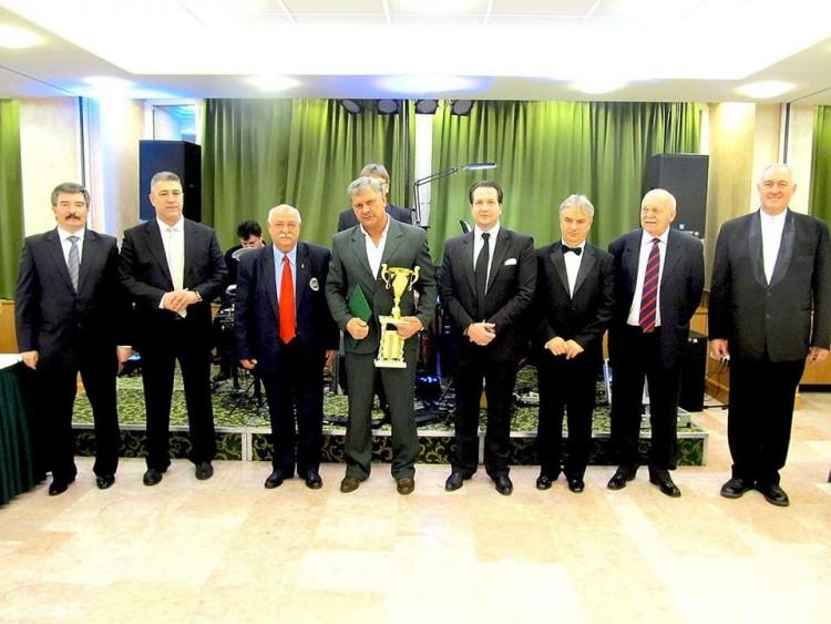 Rangos elismerést kapott a DVSC elnöke