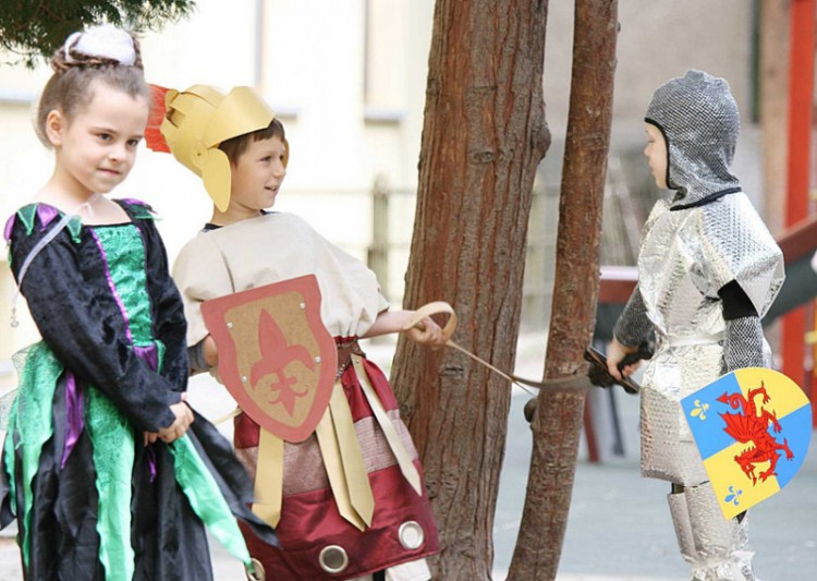 A legbátrabb lovagok és a legszebb hercegnők Debrecenben