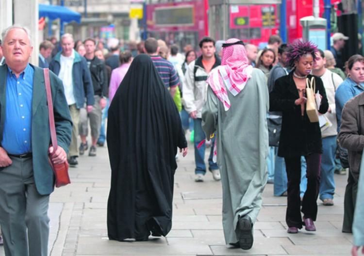 A multikulti jó, de itthonra nem kell