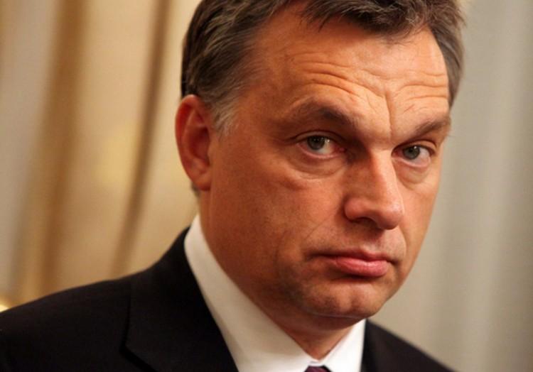 Orbán, a csatár