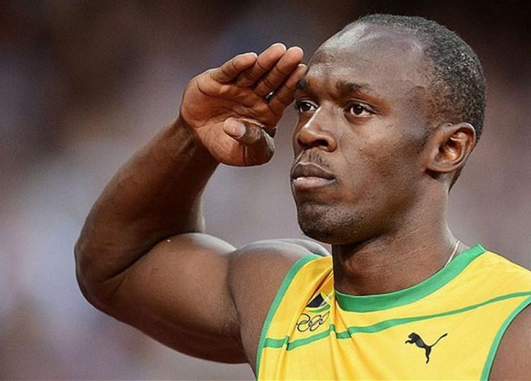 A világ leggyorsabb embere ezt is megcsinálta!