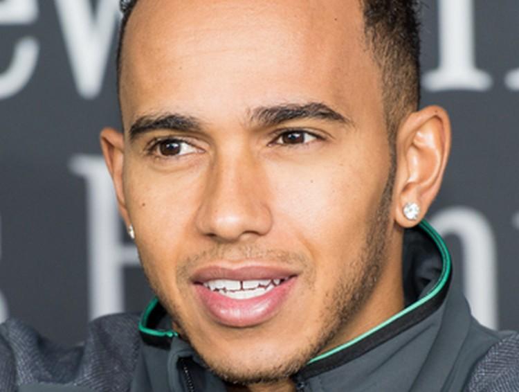 Lewis Hamilton 40!